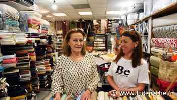 Auch : Près de 60 ans que l'on vend du tissu avenue d'Alsace - ladepeche.fr