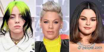 Billie Eilish, Pink, Selena Gomez and Others Support UNICEF's Push for COVID Vaccine Donations - PEOPLE