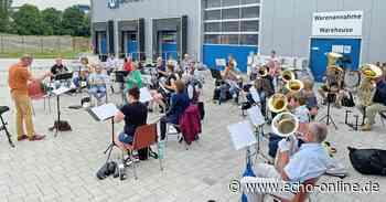 Stadtkapelle Heppenheim probt wieder - Echo Online