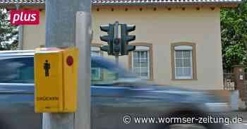 Heppenheim Worms-Heppenheim: Das Ende einer Ampel - Wormser Zeitung