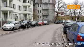 Augsburger Bürger proben Widerstand gegen die Straßenbahnlinie 5