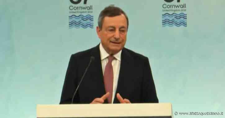 """Camilla Canepa, Draghi: """"Cosa tristissima, non doveva accadere. Difficile stabilire responsabilità. Secondi dosi? Speranza ha chiarito"""""""