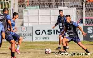 Santa Cruz inicia quartas de final contra o Novo Horizonte - GAZ