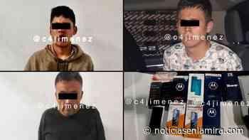 Caen seis sujetos que asaltaron una tienda Sanborns en la Merced - Noticias en la Mira