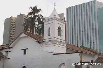 Insólito: se robaron una campana de la iglesia La Merced - 90 Minutos