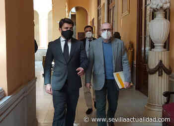 Beltrán Pérez dejará de ser portavoz del PP en el Ayuntamiento el próximo martes - Sevilla Actualidad
