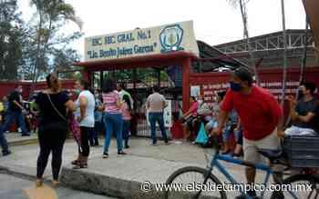 Por finalizar vacunación anticovid de 40 a 49 años en Altamira - El Sol de Tampico