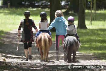Promenade à poney Saint-Pierre-du-Mont mercredi 11 août 2021 - Unidivers