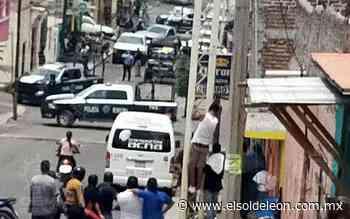 Atacan a ministeriales en Valle de Santiago - El Sol de León