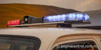 Atacan a balazos a policías en Valle de Santiago - Página Central