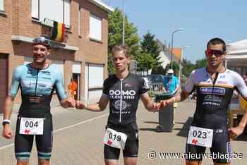 Sander Heemeryck met de snelste loopbenen