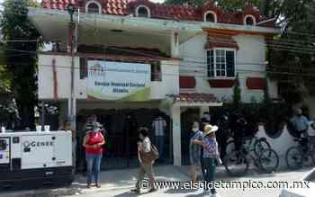 [Video] Suspenden sesión del Consejo Municipal Electoral de Altamira por contagios de Covid-19 - El Sol de Tampico