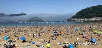 La bruma esconde la isla de Santa Clara - Diario Vasco