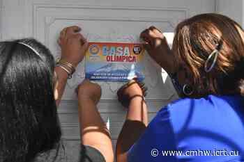 Declaradas Casas Olímpicas en Santa Clara (+Fotos) - Radio CMHW