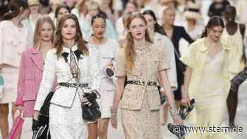 Mode: Tweed erobert die Sommerkollektionen - STERN.de
