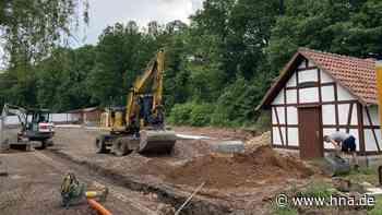 Arsen in Richelsdorf: Bergbaualtlast kostete Gemeinde Wildeck bislang 750 000 Euro - HNA.de