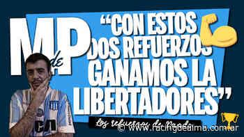 Mercado de pases: ¡Los refuerzos que quiere Nando! - Racing de Alma
