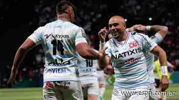 Top 14: Racing 92 venció a Stade Francais y jugará ante La Rochelle - ESPN