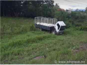 Conductor muere atropellado por su mismo camión en Santa Bárbara - ElHeraldo.hn