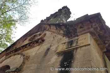 Las míticas Ruinas de la Iglesia Santa Bárbara en San Luis, Tolima - Ecos del Combeima