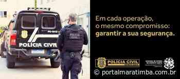 Dia do Policial Civil ES: do patrono Domingos José Martins à história de policiais - Portal Maratimba