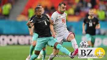 Österreich feiert ersten EM-Sieg: 3:1 gegen Nordmazedonien