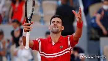 Novak Djokovic wins 19th major title, beating Tsitsipas at French Open in comeback fashion