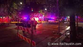 Downtown Austin shooting leaves 14 injured, 1 suspect in custody - FOX 7 Austin