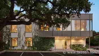Clayton Korte overhauls mid-century office building in Austin - Dezeen