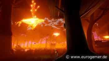 Firegirl lässt euch pixelige Leben retten und durch Feuer turnen - Eurogamer.de