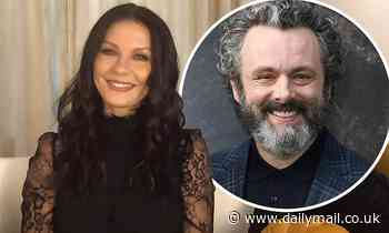 Catherine Zeta-Jones says Michael Sheen is 'like her brother' - Daily Mail