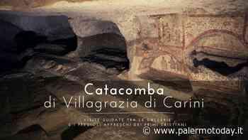 Visite guidate alla catacomba di Villagrazia di Carini tra i cunicoli dei primi cristiani - PalermoToday