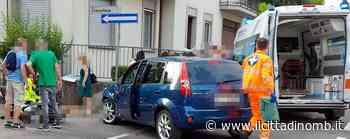 Incidente a Giussano, soccorsi due ragazzini in moto - Il Cittadino di Monza e Brianza