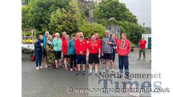 Clevedon Coastal Rowing Club purchase first ever club boat Elen No89 - North Somerset Times