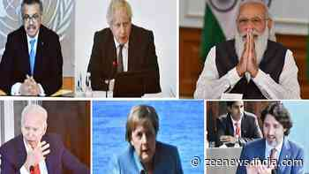 At G7 summit, India says will study US plan to counter China`s Belt and Road Initiative