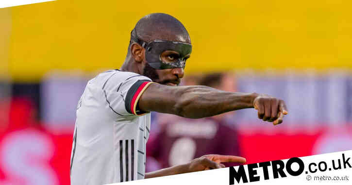 Antonio Rudiger urges Germany to 'play dirty' against Kylian Mbappe and France in Euro 2020 opener