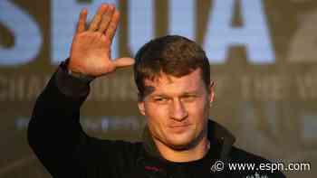 Heavyweight Povetkin announces retirement