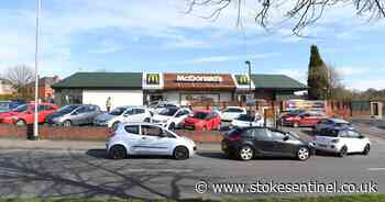 McDonald's drive-thru mistake that could cost you £1,000 and your licence - Stoke-on-Trent Live