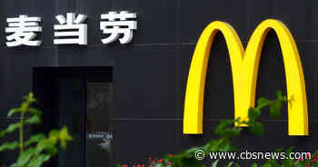 McDonald's becomes latest company to be hit by data breach - CBS News