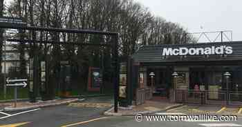 McDonald's in Cornwall hit by coronavirus outbreak - Cornwall Live