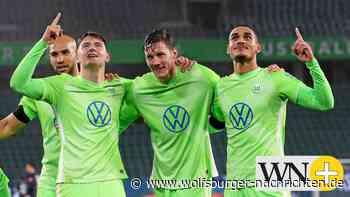 Acht Tore zum Jubiläums-Sieg des VfL Wolfsburg - Wolfsburger Nachrichten