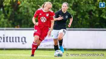 Alia Redant wird Wölfin: Aus Aurich zum VfL Wolfsburg - Nordwest-Zeitung