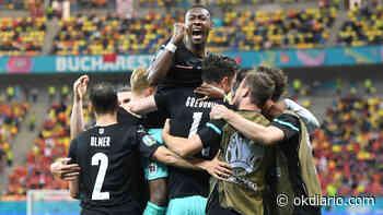 Alaba lidera a Austria en su primera victoria en una Eurocopa (3-1) - Okdiario.com
