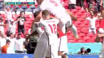 Sterling le dio la victoria a Inglaterra ante Croacia - Olé
