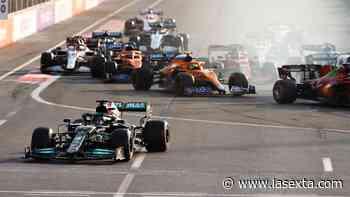 Mercedes cambiará el botón 'mágico' que impidió a Hamilton llevarse la victoria en Bakú - laSexta