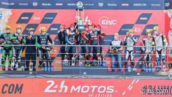 Suzuki repite victoria en Le Mans con David Checa segundo - AS