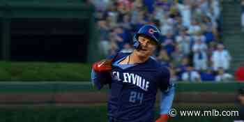 Pederson da otro HR y Cubs hilan 4ta victoria - MLB.com