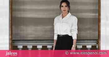 La camiseta 'Pride' de Victoria Beckham que arrasa en Internet: 90 euros y edición limitada - El Español