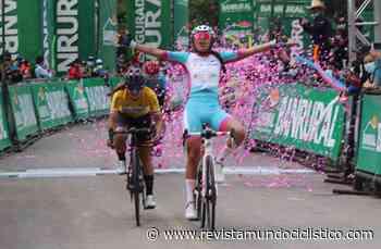 Gran victoria de Erika Botero en San Juan Argueta. Lorena Colmenares sigue liderando la Vuelta a Guatemala - Revista Mundo Ciclistico
