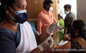 Coronavirus   Only 3.5% of the population is fully vaccinated as of June 13, 2021 - The Hindu